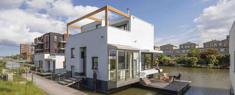 Float House, Delft