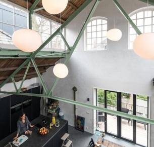 Woonfabriek, Leiden