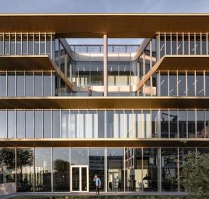 Kantoorgebouw ASICS, Hoofddorp