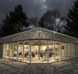 Paviljoen TU Eindhoven