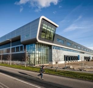 Fokker Logistics Center 7&8, Schiphol-Oost