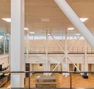 Groot Lab (blok 1), Amsterdam